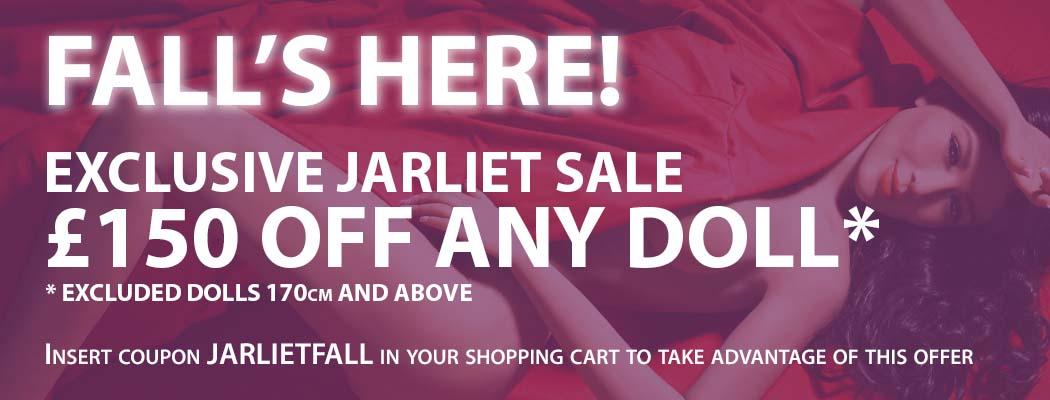 Jarliet Fall Sale